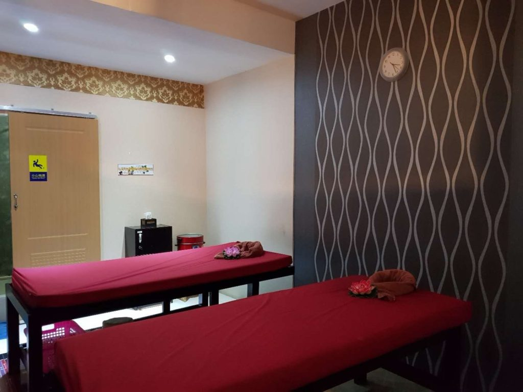 Wiman Massage & Spa