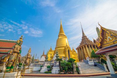 Grand Palace and Emerald Buddha