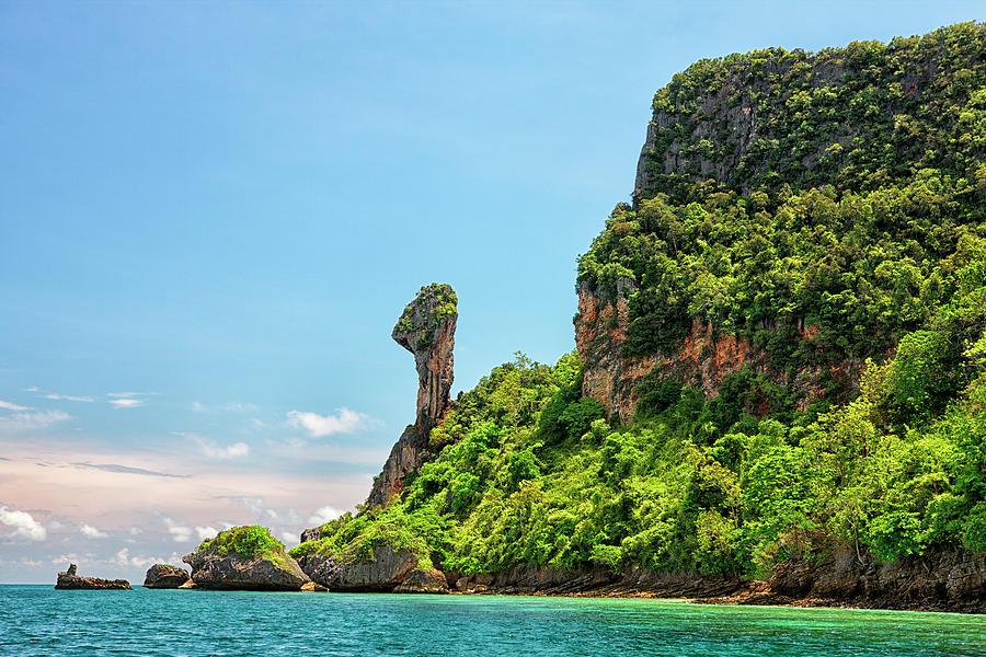 Krabi 4 Islands by Long Tail Boat
