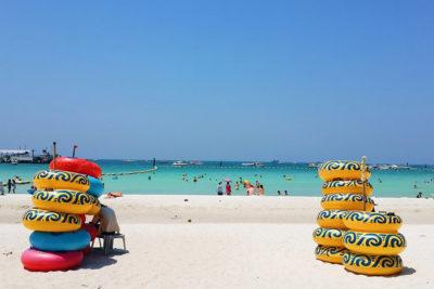 Pattaya and Coral Island Koh Larn from Bangkok