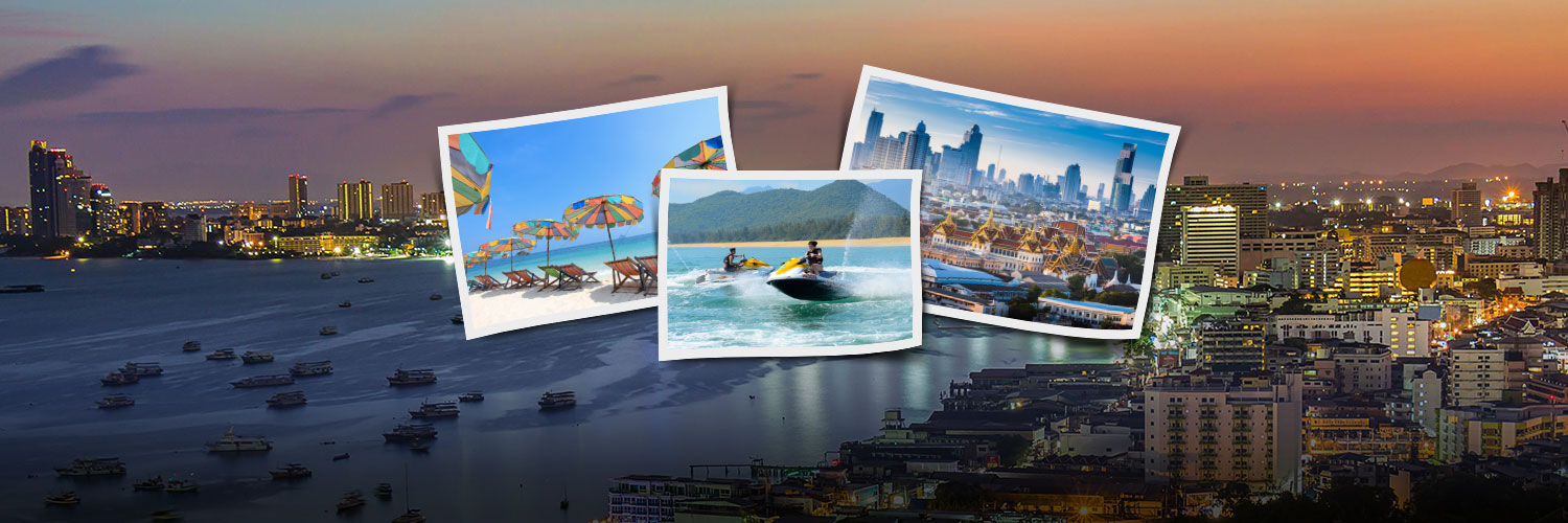 BEST PRICE! Package tour for 5 days. Pattaya + Bangkok. The program includes all transfers and 2 excursions.