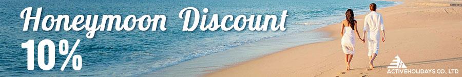 Honeymoon Discount 10%